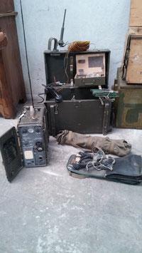 Radio da campo mod. R105 D