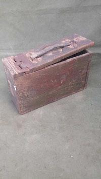 Cassetta per nastro  Mitragliatrice cal. 30 U.S. - ww1 ww2
