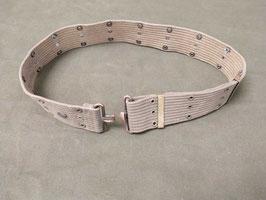 Cinturone US M36 con nome - ww2 (##)