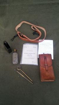 Kit di pulizia + Cinghia + Libretto istruzione