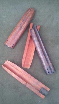 Copricanna 4 rivetti Betulla (##)