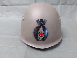 ITALIANO M33 tipo RSI Regio Esercito UFFICIALE CORPO di COMMISSARIATO ww2 - tg. 59  (##)