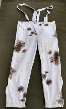 Sovra Pantalone Mimetico TEDESCO  Gebirsjager- ww2 (#O)