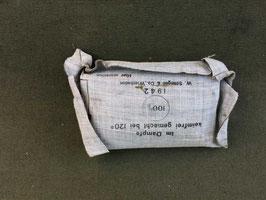 Pacchetto Tedesco di medicazione individuale 1942- ww2 (#1)