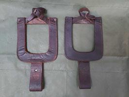 Porta pala GB trasformabile in specchio, marchio - ww1
