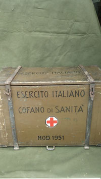 Cofano Sanità Militare