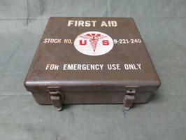 Cassetta Medica Veicolare U.S. - ww2 (##)