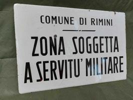 Cartello Militare Italiano