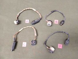 Microfono Pilota GB - ww2 (##)