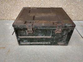 Cassa Militare metallo - porta munizioni  Bofors