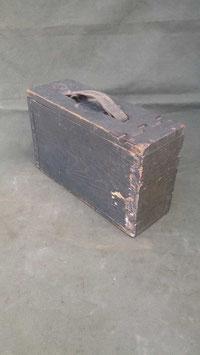 Cassetta per nastro  Mitragliatrice cal. 30 U.S. - ww2