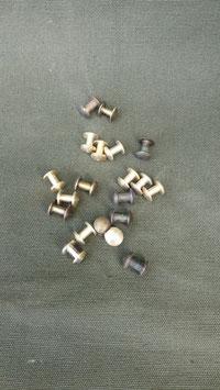 Funghetti per cinghia porta fucile