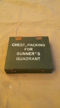 Scatola Quadrante artiglieria  U.S. - ww2 (##)