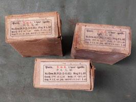 Scatola pacchetto porta munizioni Tedesca Mauser - ww2 (##)