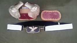 Bandoliera e spalline alta uniforme - ww1