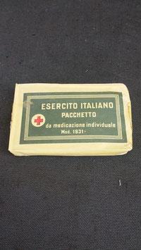 Pacchetto Italiano di medicazione individuale - 1931 (#1)