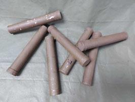 Tubo contenitore in metallo
