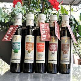 Agrestis Olivenöl - Extra Vergine - 5 Geschmacksrichtungen