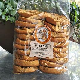 Frise grano aus Weizenmehl