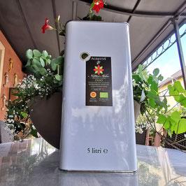 Agrestis – Nettar lbleo Extra Vergine Olivenöl 5 Liter