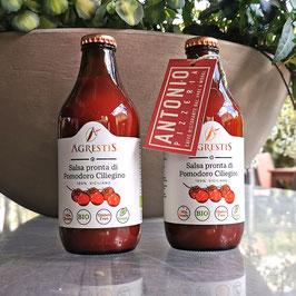 Agrestis - Salsa pronta di Pomodoro Ciliegino - 100 % Siciliano