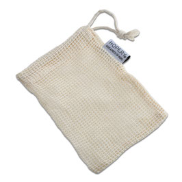 /HOPERY cotton shower soap bag