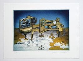 "Jeremias H. Vondrlik ""global destination system"""