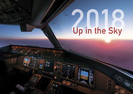 "Photo Calendar ""Up in the Sky 2018"""