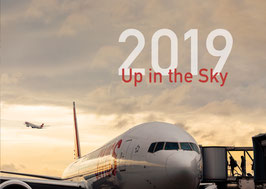 "Photo Calendar ""Up in the Sky 2019"""