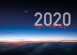 "Photo Calendar ""Up in the Sky 2020"""