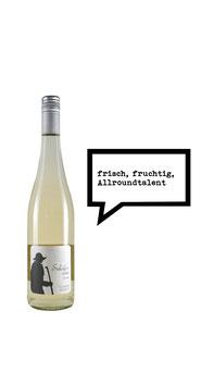 2019 Schäferwein weiß trocken