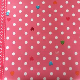 Bobike bekleding - Lief! Dots roze
