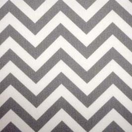 Stokke Tripp Trapp bekleding - Zigzag grijs