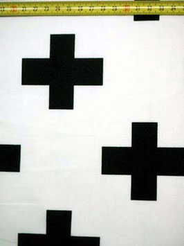 Plusjes black&white