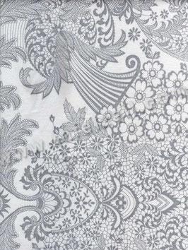 Bobike bekleding - Barok zilver