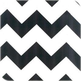 Bobike bekleding - Zigzag zwart