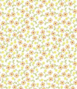 Bobike bekleding - Primrose geel/roze