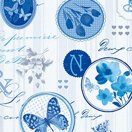 Bobike bekleding - Tiffany blauw