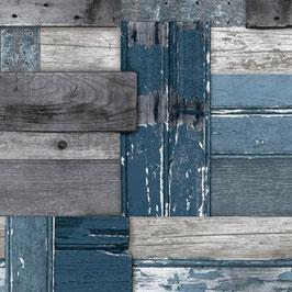 Bobike bekleding - Sloophout Blauw