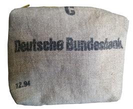 Deutsche Bundesbank Täschchen