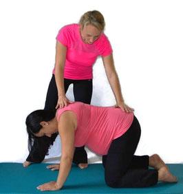 Pilates in der Schwangerschaft (Donnerstag)