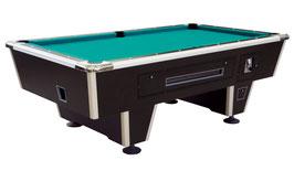 Billardtisch ORLANDO - MIT MÜNZEINWURF, der sehr robuste Tisch, besonders für Schulen, Jugendheimen und Sportstätten geeignet