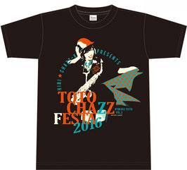 TOTO CHAZZ FESTA2016 Tシャツ