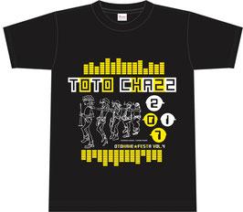 TOTO CHAZZ FESTA2017 Tシャツ