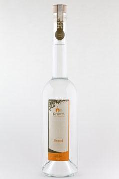 Weinhefebrand, 40 Vol.%