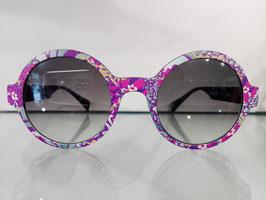 Sonnenbrille EYEYE in Blumenoptik