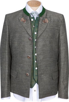 Jacke grün von Manufaktur Grasegger