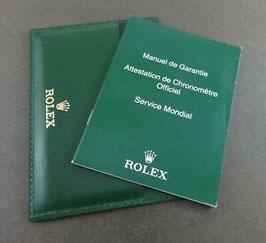 Libretto Rolex Traduzione