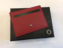 Porta Card Red