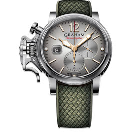 Graham Chronofighter GRAND VINTAGE 2CVDS.S02A